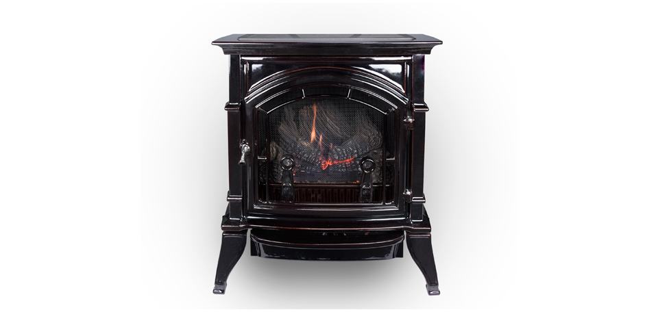 Concorde Series Vent Free Gas Stove