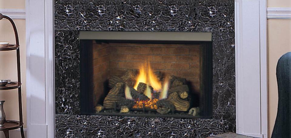 Monessen Hearth GCUF-GRUF Vent Free Gas Firebox