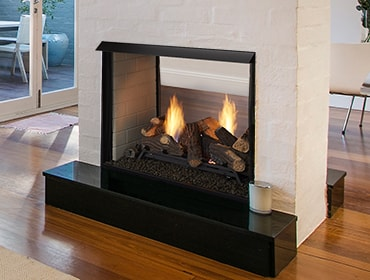 Monessen Hearth LoRider Designer Vent Free Firebox