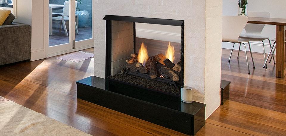 Monessen Hearth LoRider Designer Vent Free Firebox