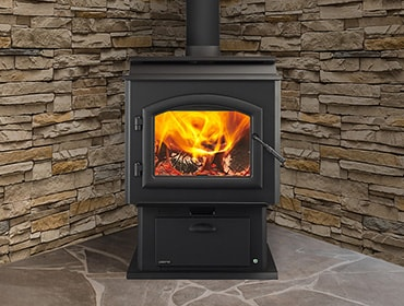 Quadra-Fire Adventure II Wood Stove - 2019 Model Close Out – While Supplies Last