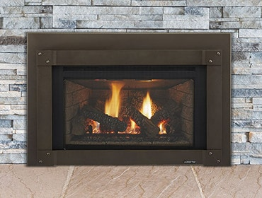 Quadra-Fire Excursion Series Gas Fireplace Insert