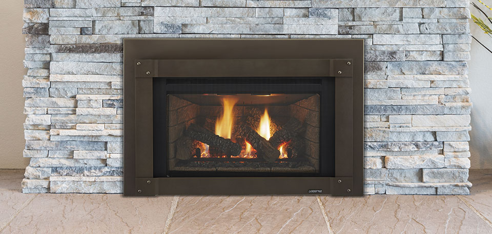 Excursion I Gas Fireplace Insert
