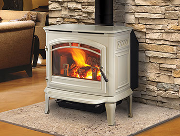 Quadra-Fire Explorer I Wood Stove