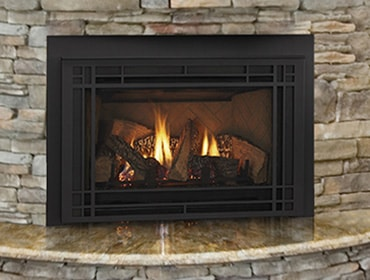Quadra-Fire QFI35 Gas Fireplace Insert - 2018 Model Close Out – While Supplies Last