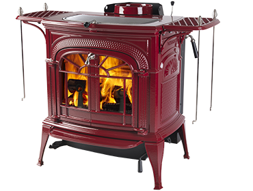 Vermont Castings Intrepid FlexBurn Wood Burning Stove