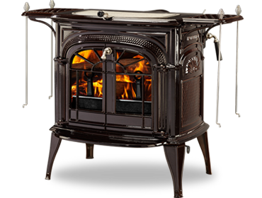 Vermont Castings Intrepid II Wood Burning Stove