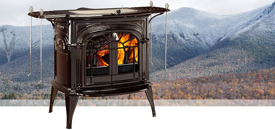 Intrepid II® Catalytic Wood Burning Stove