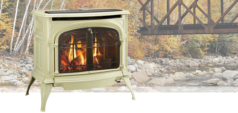 Radiance® Direct Vent Gas Stove